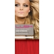 18&quot; DIY Weft (Clips Not Attached) Human Hair Extensions #RED
